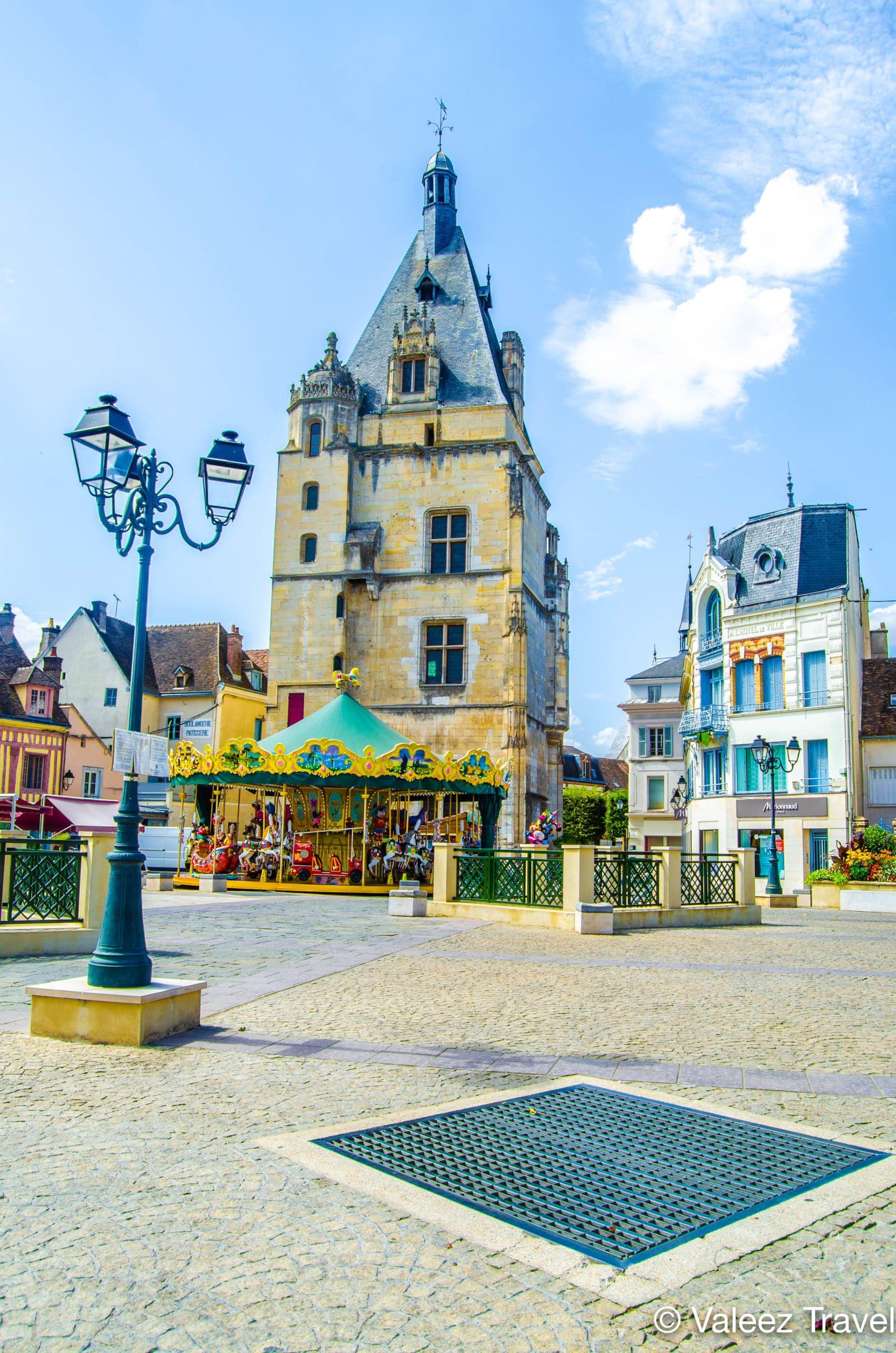 Beffroi de Dreux de la Place Métézeau