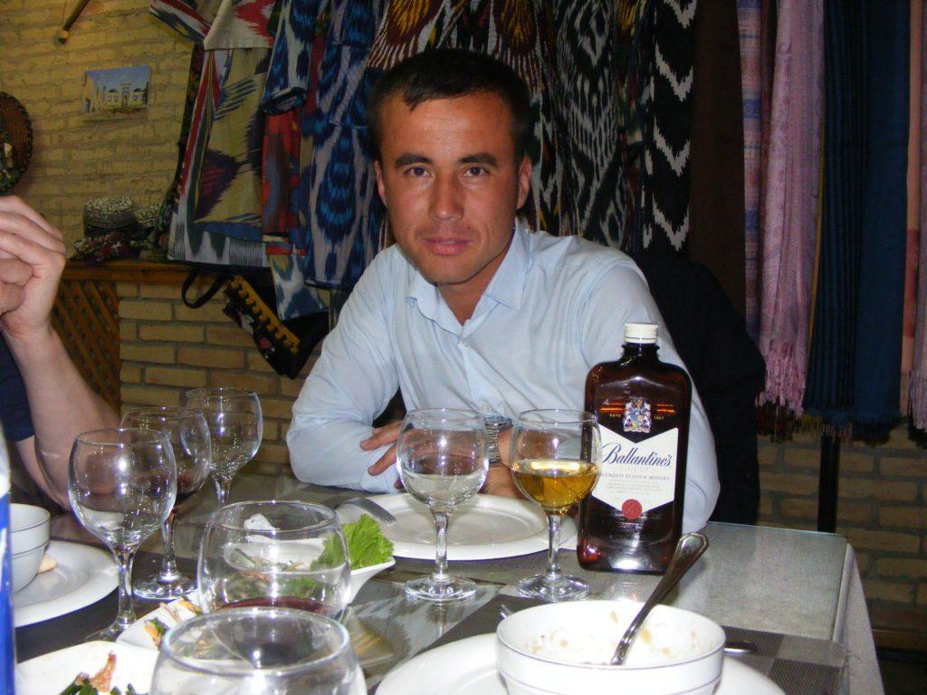 Sherali - conseiller voyage et guide touristique pour l'Ouzbekistan